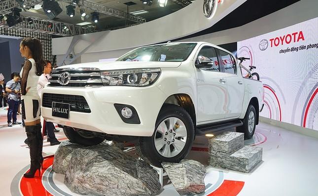 Top 5 xe bán tải hút khách nhất năm 2017 tại Việt Nam ảnh 5