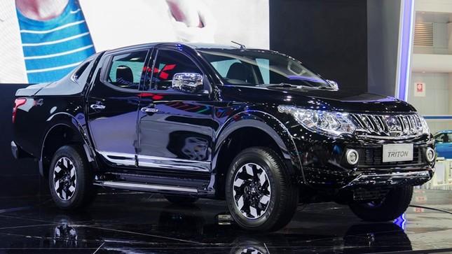 Top 5 xe bán tải hút khách nhất năm 2017 tại Việt Nam ảnh 4