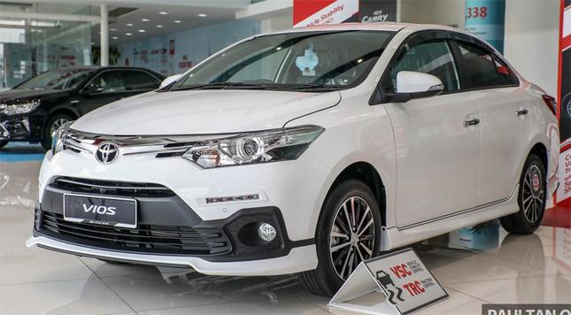 Toyota Vios 2018 có giá bán từ hơn 430 triệu đồng ở Malaysia ảnh 1