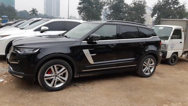Giá rẻ, vẻ ngoài long lanh, xe Trung Quốc vẫn nhận 'cái kết đắng' ở VN ảnh 1