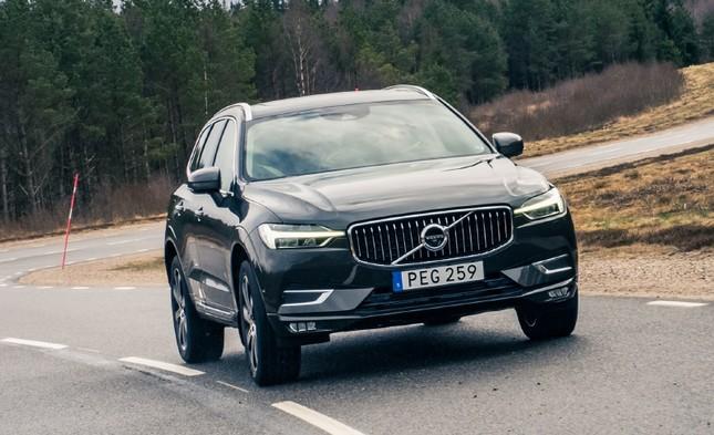 Volvo đề nghị Mỹ miễn thuế với xe SUV sản xuất ở Trung Quốc ảnh 1