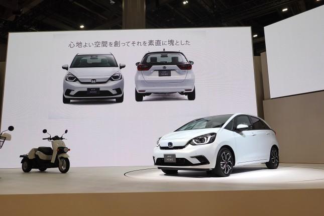 Loạt xe Honda tại triển lãm Tokyo Motor Show 2019 ảnh 2