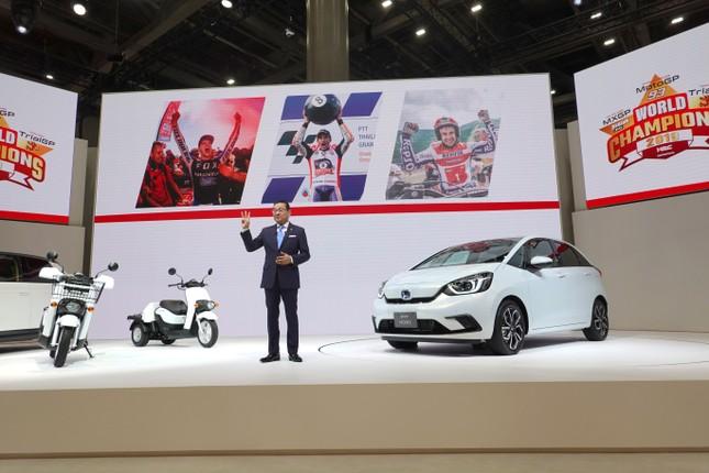 Loạt xe Honda tại triển lãm Tokyo Motor Show 2019 ảnh 1