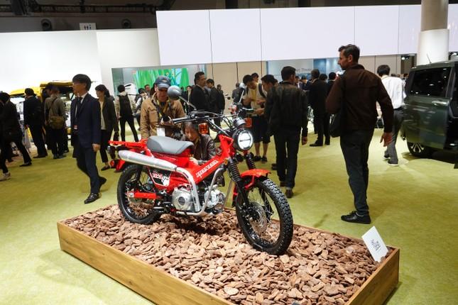 Loạt xe Honda tại triển lãm Tokyo Motor Show 2019 ảnh 3
