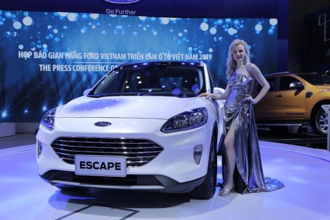 Ford Escape thế hệ mới trình làng ở VMS 2019.