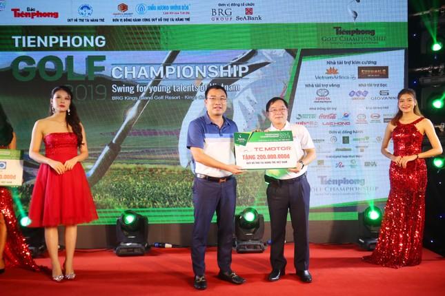 TC Motor tặng quỹ Vì tài năng trẻ Việt Nam 200 triệu đồng ảnh 1