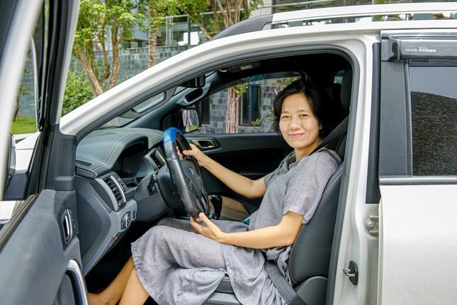 Ford Ranger – Bạn đồng hành 'siêu chất' của phụ nữ hiện đại ảnh 1