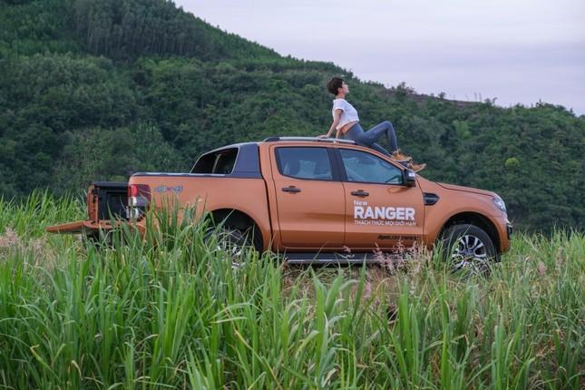 Ford Ranger – Bạn đồng hành 'siêu chất' của phụ nữ hiện đại ảnh 2