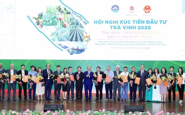 Thủ tướng dự Hội nghị xúc tiến đầu tư tại Trà Vinh ảnh 2