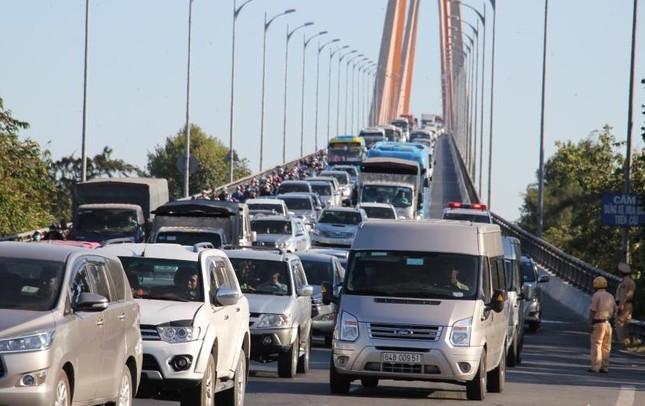Cấm xe tải 3 trục qua cầu Rạch Miễu theo khung giờ cao điểm ảnh 1