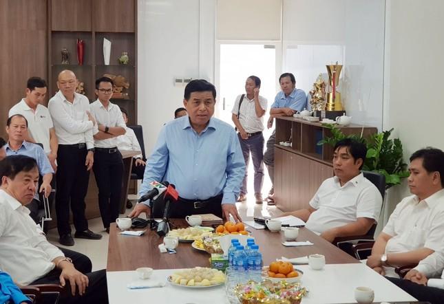 Cao tốc Trung Lương- Mỹ Thuận: Thông tuyến là phải đi được ảnh 1