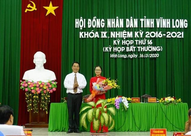 Vĩnh Long có nữ Phó Chủ tịch tỉnh sinh năm 1978 ảnh 1