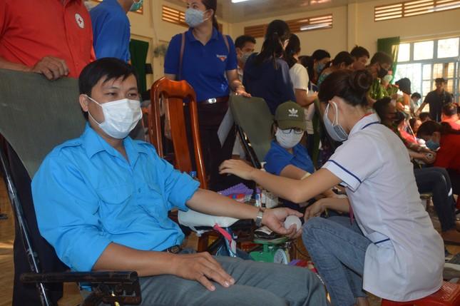 Lan tỏa phong trào hiến máu tình nguyện trên vùng đất cù lao ảnh 1