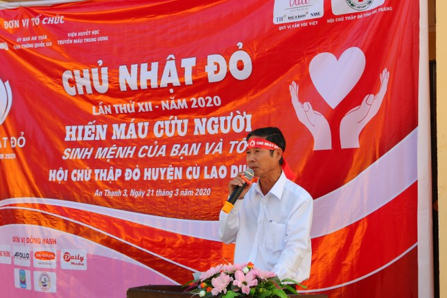 Lan tỏa phong trào hiến máu tình nguyện trên vùng đất cù lao ảnh 6