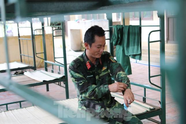 Bên trong bếp ăn quân đội phục vụ người cách ly ở Đồng Tháp có gì đặc biệt? ảnh 8