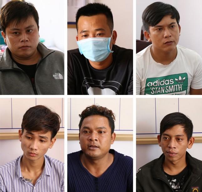 Bắt giữ nhóm đối tượng liên quan đến vụ án giết người ảnh 1