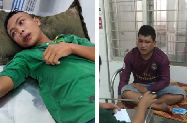 Khởi tố vụ án chống người thi hành công vụ của nhóm buôn lậu ở Kiên Giang ảnh 2