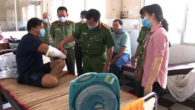 Khởi tố vụ án chống người thi hành công vụ của nhóm buôn lậu ở Kiên Giang ảnh 1