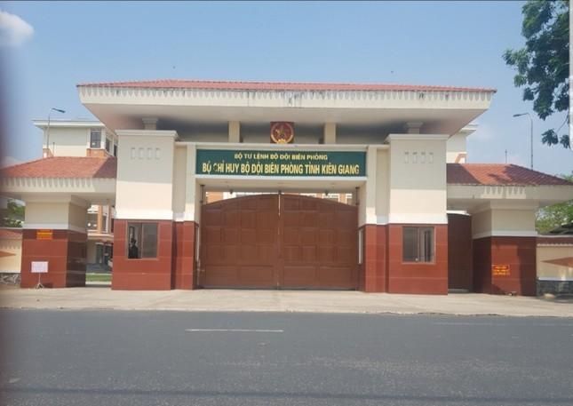 Sai phạm nghiêm trọng, nhiều lãnh đạo Bộ đội Biên phòng Kiên Giang bị kỷ luật ảnh 1