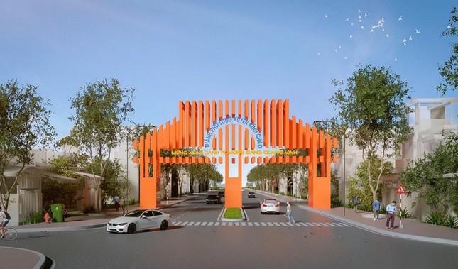 Tranh cãi xung quanh TP Long Xuyên xây cổng chào gần 7 tỷ đồng ảnh 2
