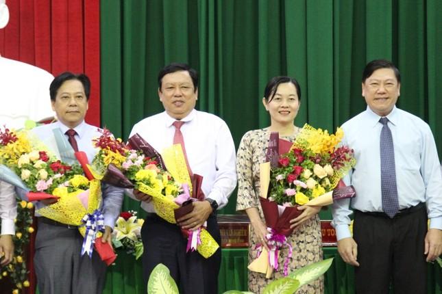Giám đốc Sở giao thông được bầu làm Phó Chủ tịch UBND tỉnh Vĩnh Long ảnh 1
