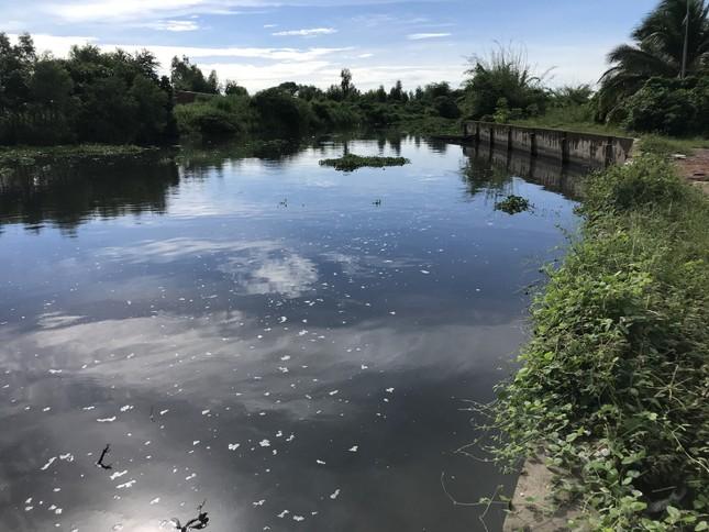 Khu công nghiệp lớn nhất tỉnh Sóc Trăng gây ô nhiễm môi trường ảnh 2