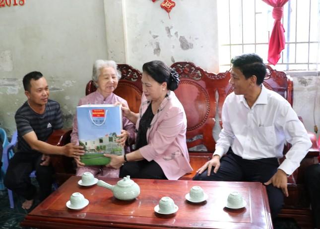 Chủ tịch Quốc hội Nguyễn Thị Kim Ngân thăm và làm việc tại Sóc Trăng ảnh 1