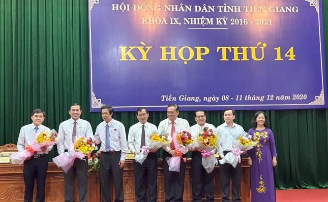 Ông Nguyễn Văn Vĩnh làm Chủ tịch UBND tỉnh Tiền Giang ảnh 1