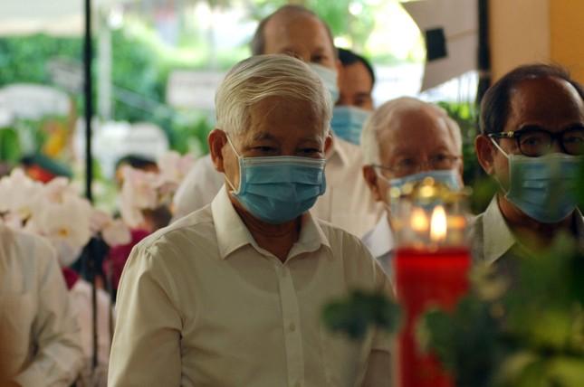 Xúc động dòng sổ tang tưởng nhớ, tiễn biệt nguyên Phó Thủ tướng Trương Vĩnh Trọng ảnh 2