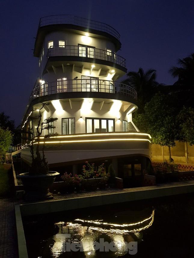 Chiêm ngưỡng 'căn nhà du thuyền' 5 tỷ độc nhất miền Tây ảnh 15