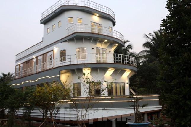 Chiêm ngưỡng 'căn nhà du thuyền' 5 tỷ độc nhất miền Tây ảnh 14