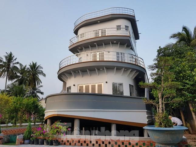 Chiêm ngưỡng 'căn nhà du thuyền' 5 tỷ độc nhất miền Tây ảnh 3