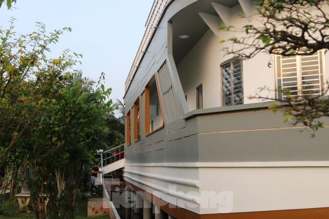Chiêm ngưỡng 'căn nhà du thuyền' 5 tỷ độc nhất miền Tây ảnh 4