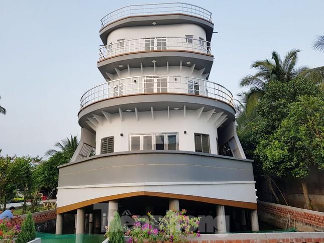 Chiêm ngưỡng 'căn nhà du thuyền' 5 tỷ độc nhất miền Tây ảnh 7