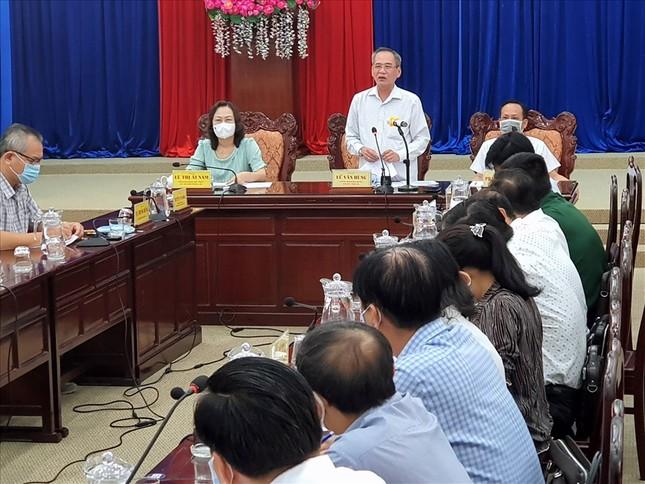 Người đàn ông đến Bạc Liêu xin việc nghi dương tính với SARS-CoV-2 ảnh 1