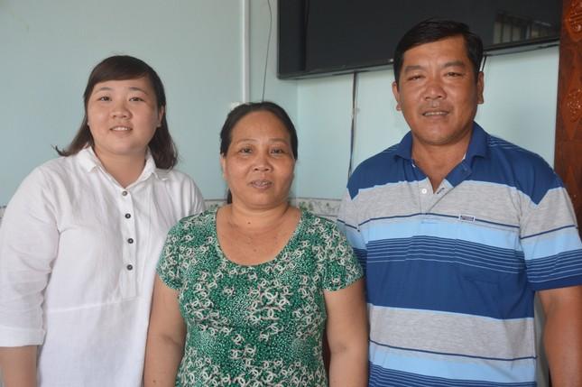 Ba bóng hồng cùng huyện ở Sóc Trăng tình nguyện nhập ngũ ảnh 5