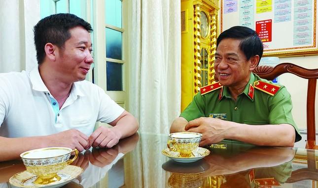 Trò chuyện với Tướng Khương ngày báo chí ảnh 1