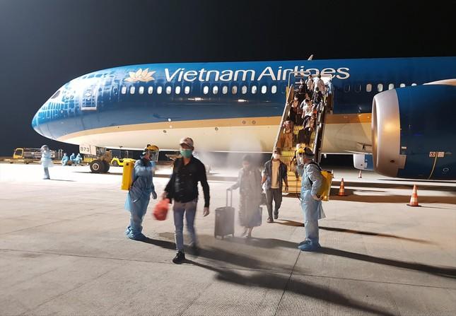 Hé lộ chuyến bay chưa từng có của Việt Nam ảnh 1