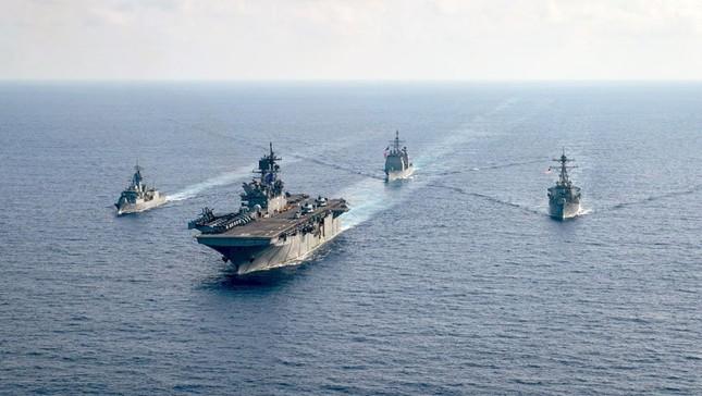 Đức, Pháp, Anh phản đối yêu sách của Trung Quốc ở Biển Đông ảnh 1