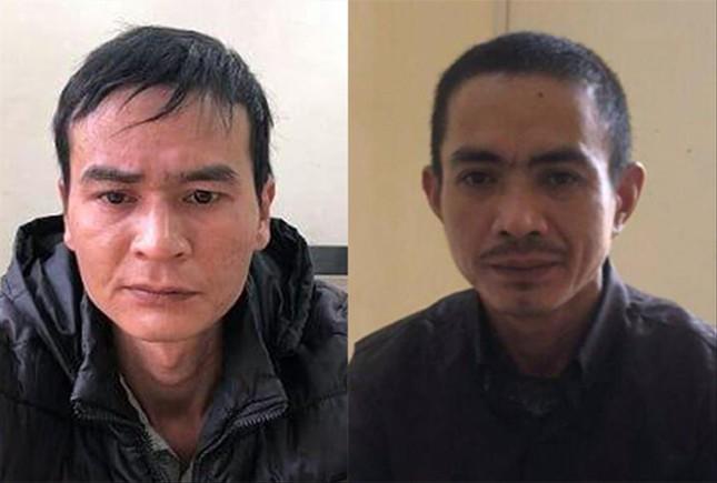 Hành trình truy bắt hai hung thủ dìm chết nữ sinh ngân hàng dưới sông ảnh 2
