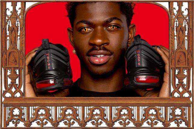 """Bị đồn tiếp tay cho mẫu giày gây tranh cãi của Lil Nas X, Nike đáp trả cực """"gắt"""" ảnh 3"""