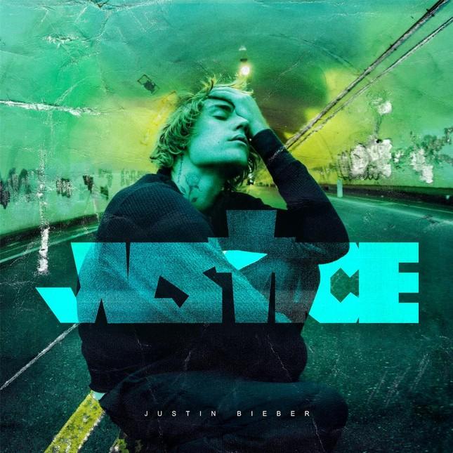 """Sau một năm đầy thử thách, Justin Bieber đã tìm lại ánh hào quang với album mới """"Justice"""" ảnh 1"""