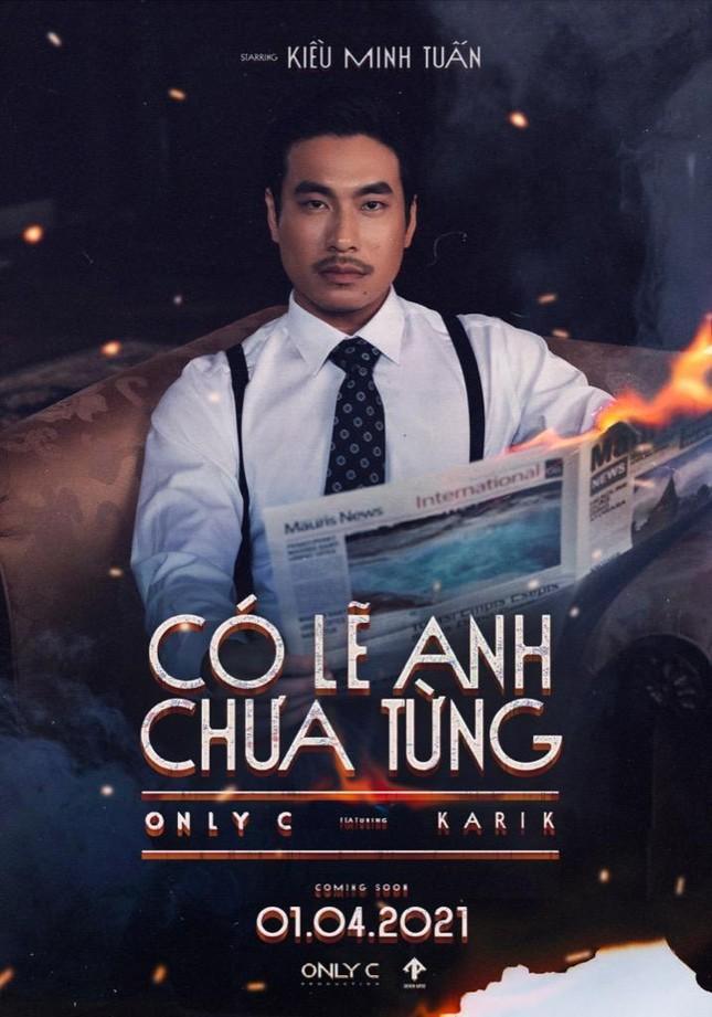 """Tú Hảo không có thoại, chỉ """"khóc và khóc"""" khi đóng MV mới của Only C cùng Kiều Minh Tuấn ảnh 5"""