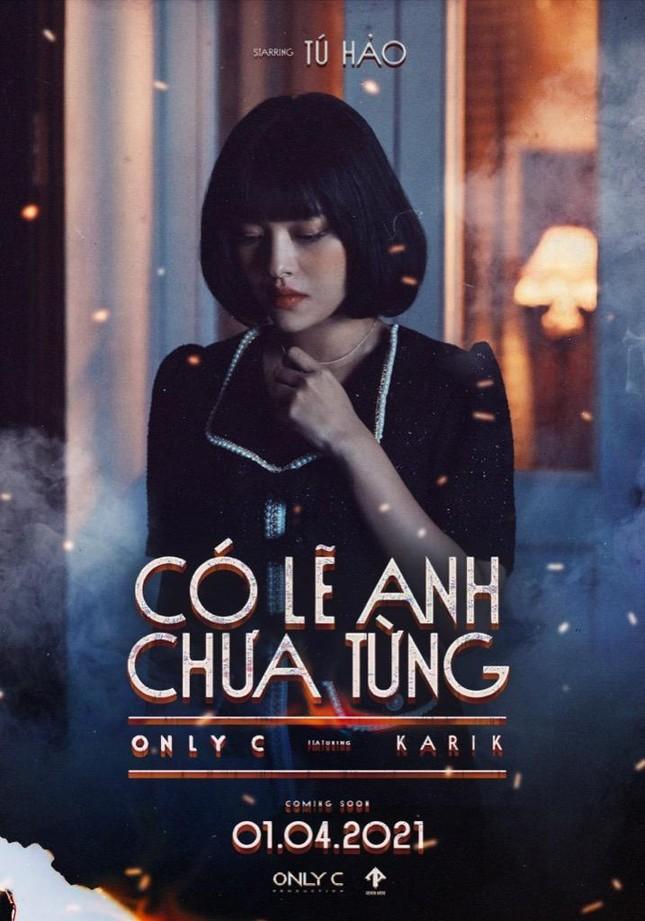 """Tú Hảo không có thoại, chỉ """"khóc và khóc"""" khi đóng MV mới của Only C cùng Kiều Minh Tuấn ảnh 6"""