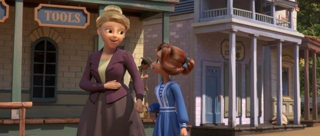 Taylor Swift góp giọng trong phần tiếp theo của siêu phẩm hoạt hình từng được đề cử Oscar ảnh 2