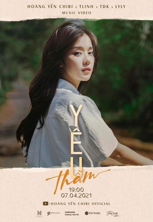 Hoàng Yến Chibi tung teaser MV đẹp như thơ, xác nhận kết hợp với TDK, Tlinh và LyLy  ảnh 5