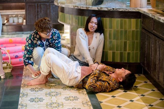 """""""Ăn Đi Rồi Kể"""": Trịnh Thăng Bình - Diệu Nhi chiến thắng OH MY GIRL với chiêu """"lật chảo"""" ảnh 3"""