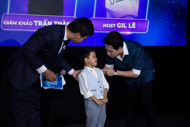 """Siêu Tài Năng Nhí: Hari Won mong đứa con tương lai sẽ thừa hưởng """"cái đầu"""" của Trấn Thành ảnh 5"""