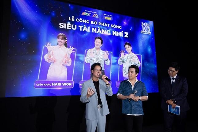 """Siêu Tài Năng Nhí: Hari Won mong đứa con tương lai sẽ thừa hưởng """"cái đầu"""" của Trấn Thành ảnh 3"""