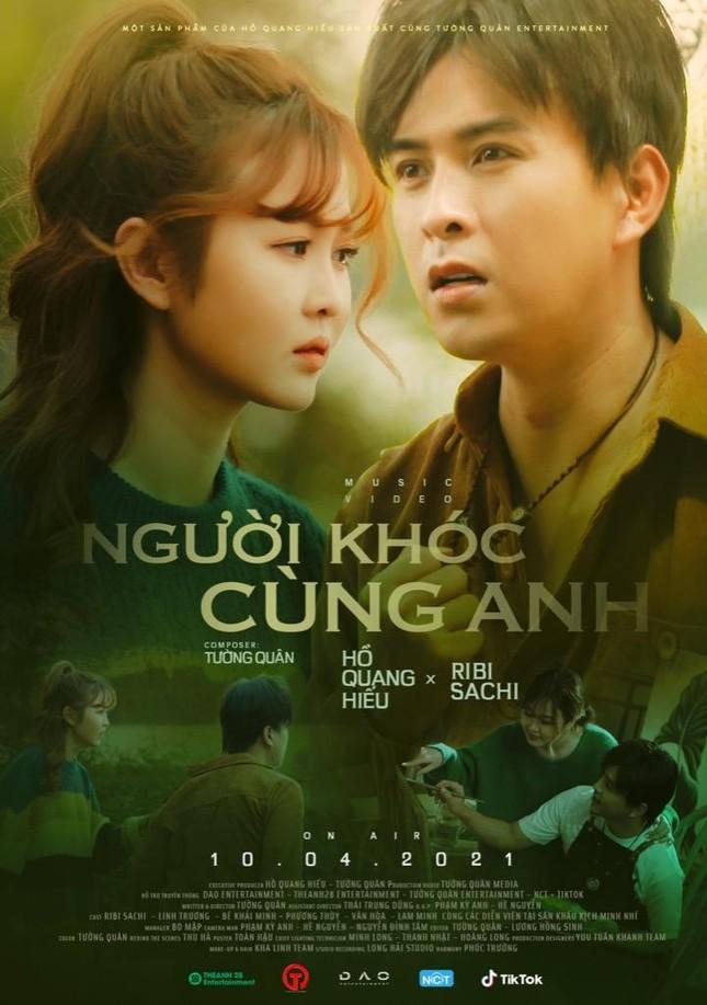 """Trở lại với """"Người khóc cùng anh"""", Hồ Quang Hiếu khuấy động Top Trending YouTube ảnh 6"""